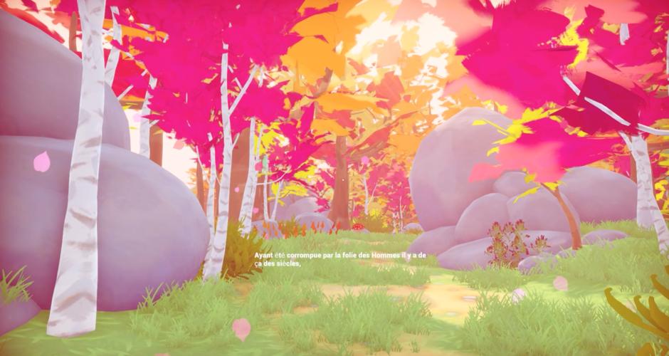projet école jeux vidéo : Samodeus