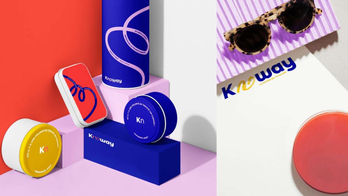 Knoway : projet programme designer graphique et digital – bachelor