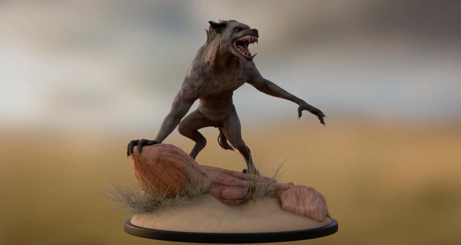 projet école cinéma d'animation 3d & vfx : Créatures Hybrides
