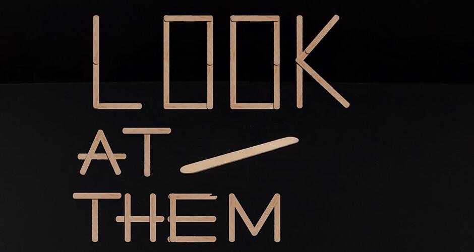 projet école classes préparatoires : Look at them - Projet Stop Motion