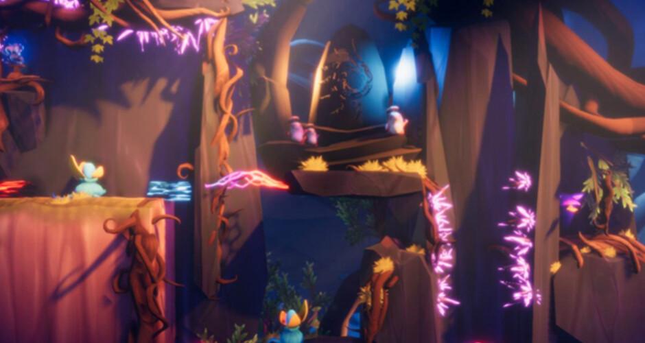 projet école jeux vidéo : Arcantia - Prototype de jeu vidéo