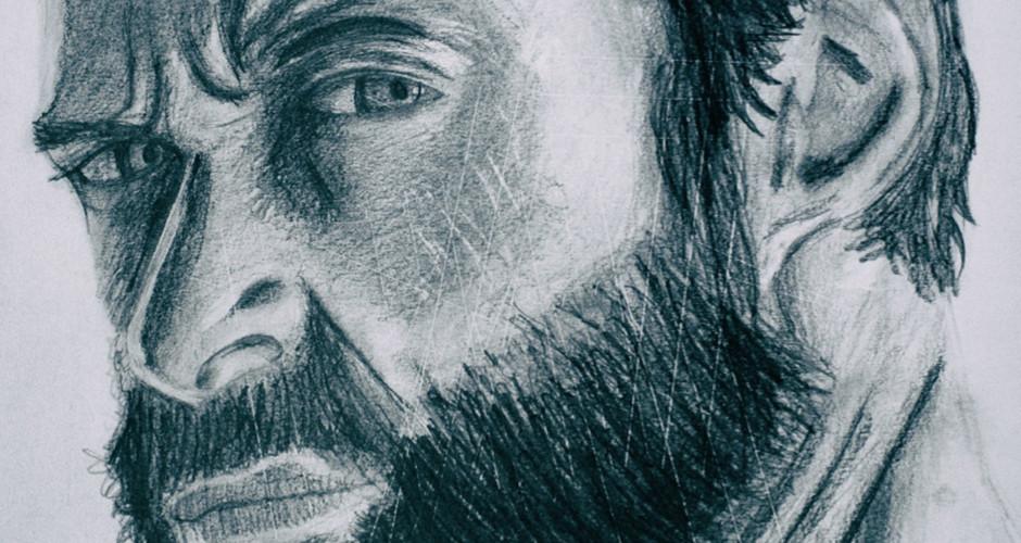 projet école classes préparatoires : Portrait au crayon