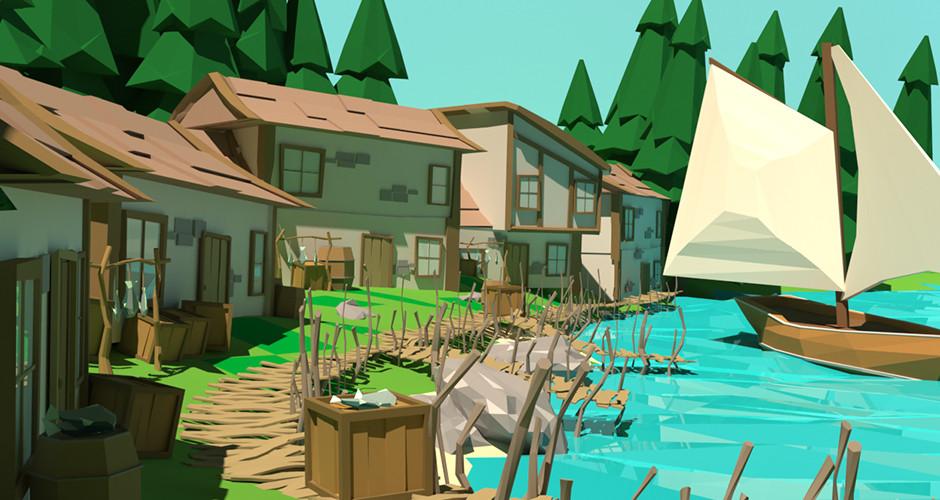 projet école classes préparatoires : Village de pêcheurs