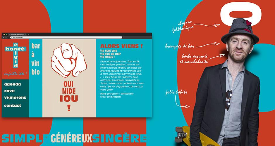 projet école design graphique et digital : Stylescape
