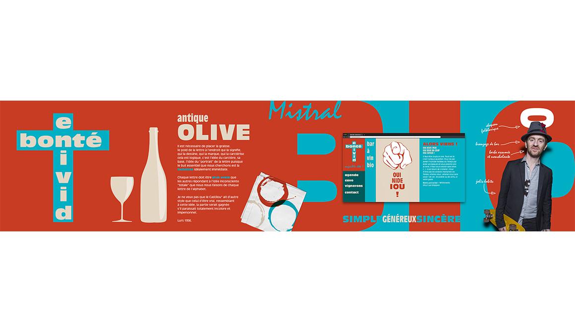 Stylescape : projet bachelor design graphique et digital