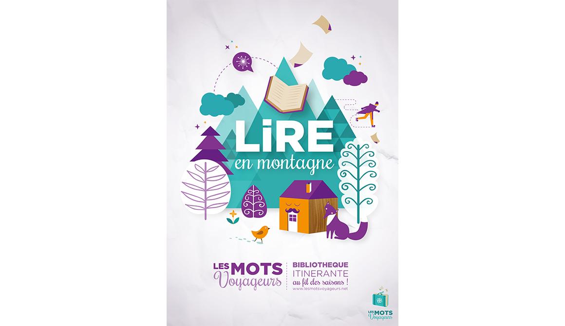 Les Mots Voyageurs : projet cycle infographiste et multimédia