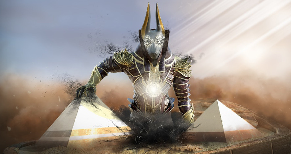 projet école cinéma d'animation 3d & vfx : Pyramides