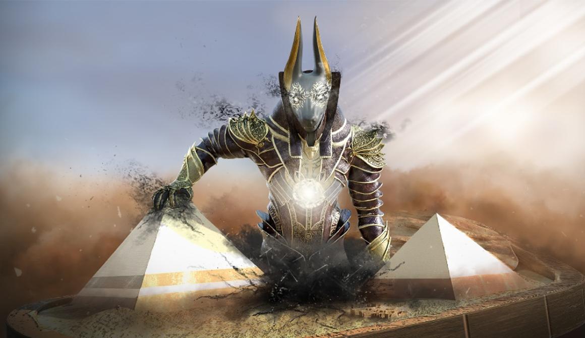 Pyramides : projet bachelor animation - 3d vfx & jeux vidéo / game art