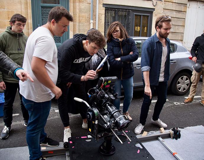 Prépa audiovisuel Brassart : projet de fin d'année