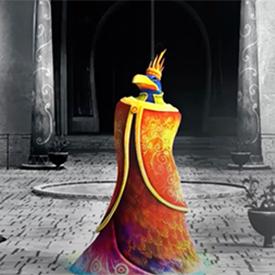 Le Roi et le Teinturier
